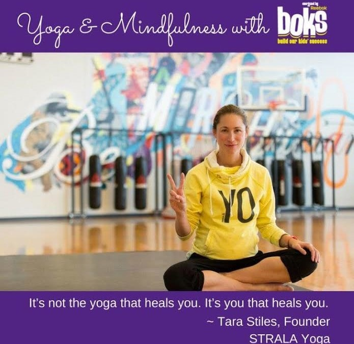It's Not The Yoga That Heals You, It's You That Heals You.