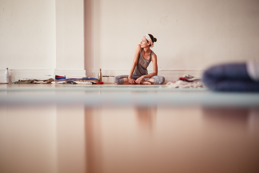 Yoga Playlists for Resident Yogis